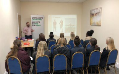 Teenagers Given Insight into the World of Work