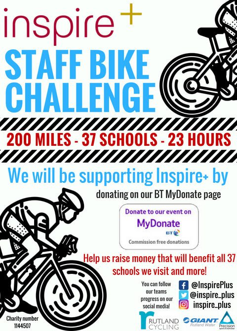 Staff Sporting Challenge Announced!