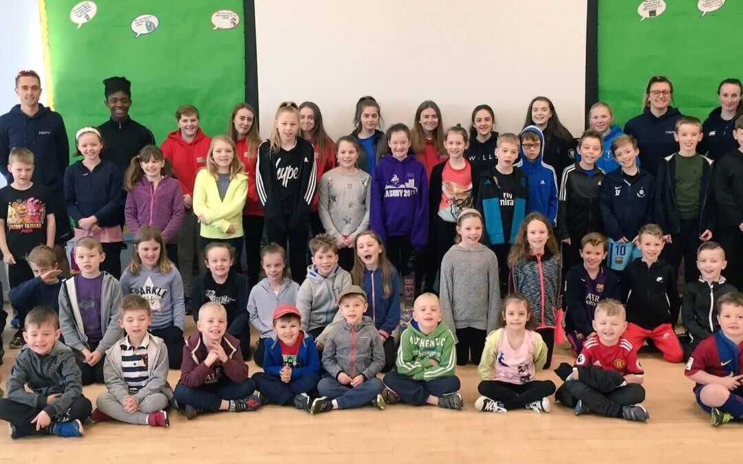 Return to Barkston Primary School
